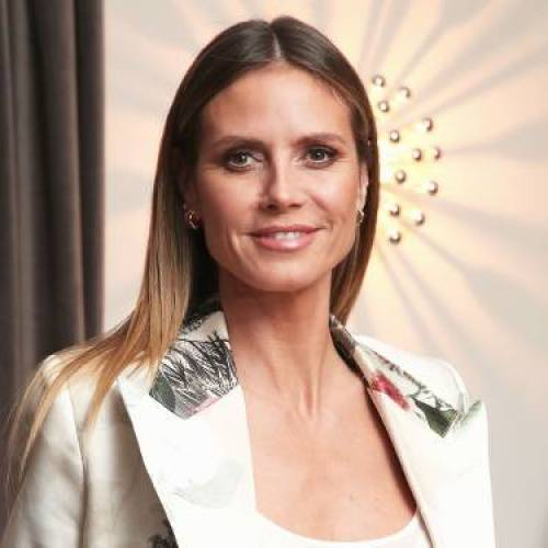 Heidi Klum Responds to People Who Say She's Too Old to Model